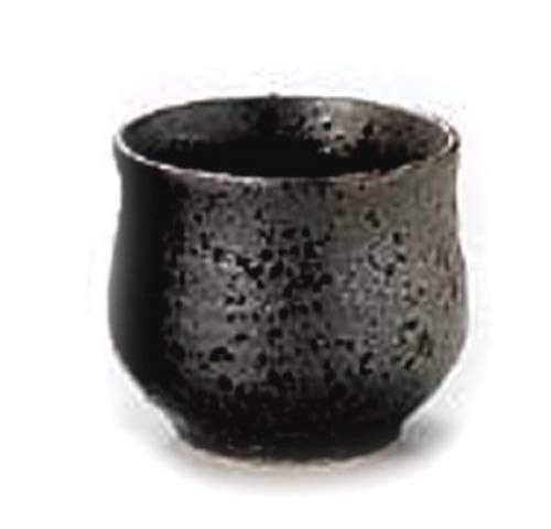 BLACK-TESTU-SABI Jiki Japanese Porcelain Set of 5 Sake Cups watou.asia