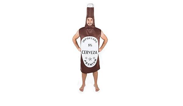 Costumizate! Disfraz de Botella de Cerveza Adulto Especial para ...