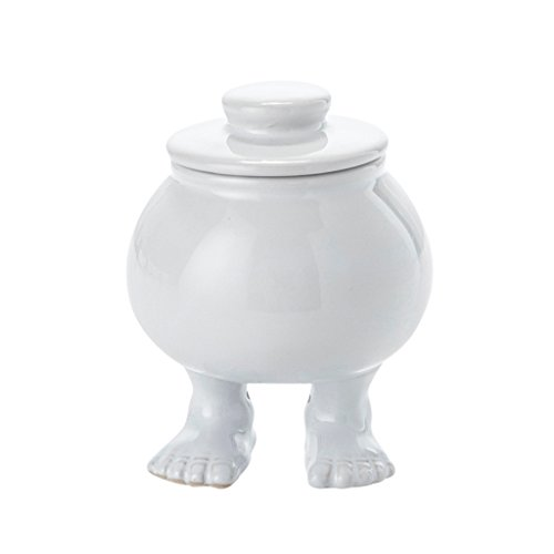 Dylan Kendall DK2 Collection Ceramic Sugar Bowl on - Kendall Bowl