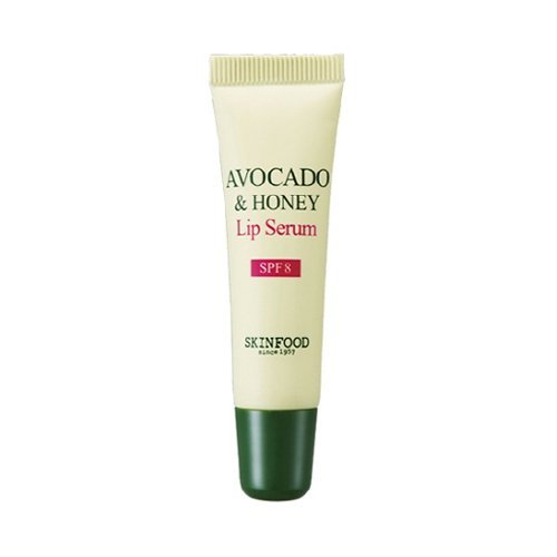 Skin-Food-Avocado-Honey-Lip-Serum-SPF8-for-dry-lips-Lip-Care-for-men-and-woman-Balms