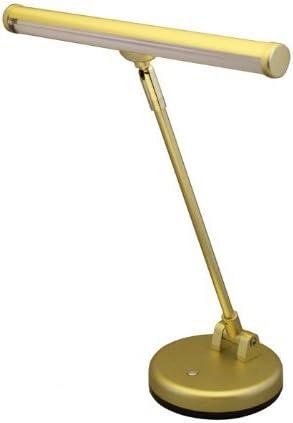 Gold LED Piano Lamp