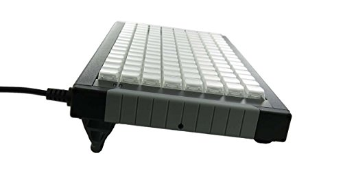 X-keys Programmable Keypads and Keyboards (128 Keys, XKE-128)