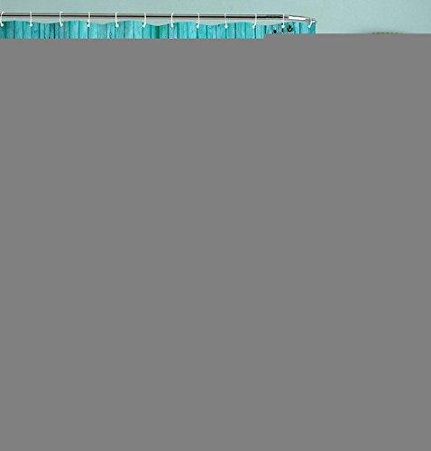 Goodbath Bathroom Shower Curtain, Waterproof Polyester Fabric Bathroom Bath Curtains, 72 x 72 Inch