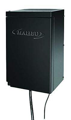 Malibu 200 Watt Power Pack For Low Voltage Landscape Lighting 8100-0200-01