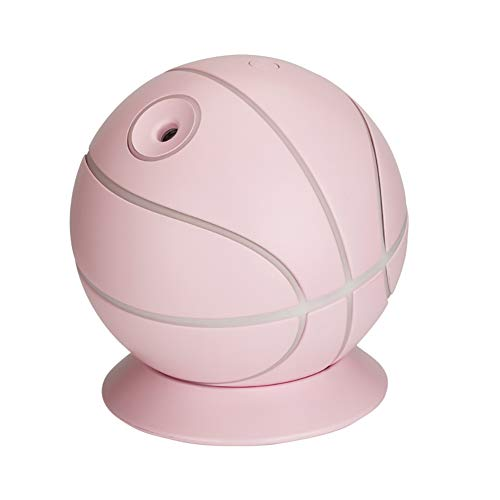 xinYxzR Creative Basketball Mini USB LED Light Air Purifier Mist Diffuser Humidifier ()