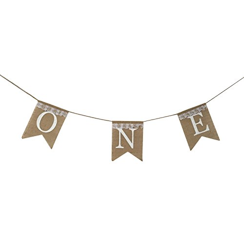 One Banner Birthday Decorations Highchair product image