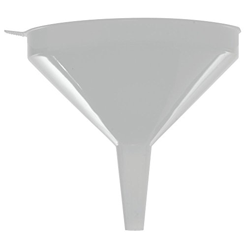 Browne Plastic Funnel, 32-Ounce, White ()