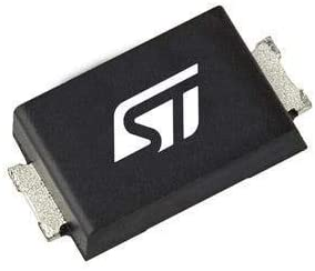 STMicroelectronics ESD Suppressors//TVS Diodes 1500 W,64 V TVS Pack Of 100