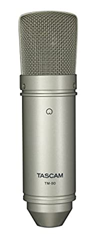 Tascam TM-80 Large Diaphagm Condenser Microphone