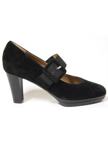 negro VALLEVERDE mujer para vestir de Zapatos Rx8R1X
