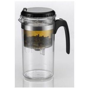 Company Pu'erh Tea Starter Pack Comprising Piao I Teapot (500cc/16 Ounces)