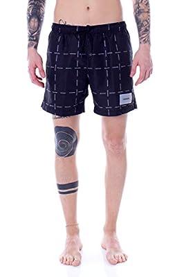Calvin Klein Underwear Swimwear Man Medium Drawstring Cu KM0KM00306