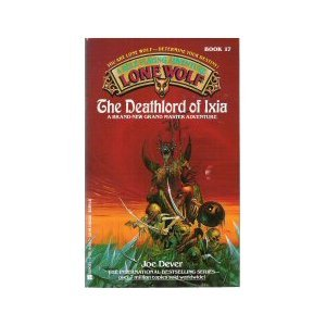 book cover of The Deathlord of Ixia