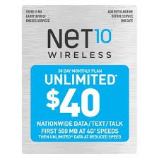 Image of the product Net10 Monthly Plan Refill that is listed on the catalogue brand of Net10.
