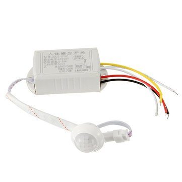 Led Sensor Switch Lights & Lighting - Infrared Body Sensor Motion Sensing Switch Led Light Ac220v
