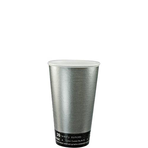 Dart 20U16FS 20 oz Steele Fusion Cup (Case of 500)