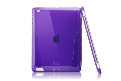 - iSkin Solo Smart iPad Purple