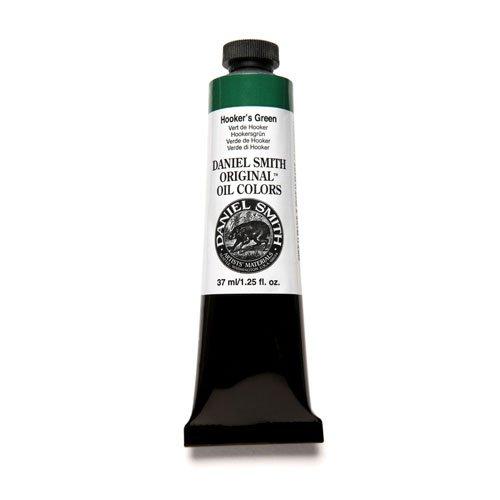 (DANIEL SMITH 19-22Daniel Smith Original Oil Color 37ml Paint Tube, Hooker's Green )