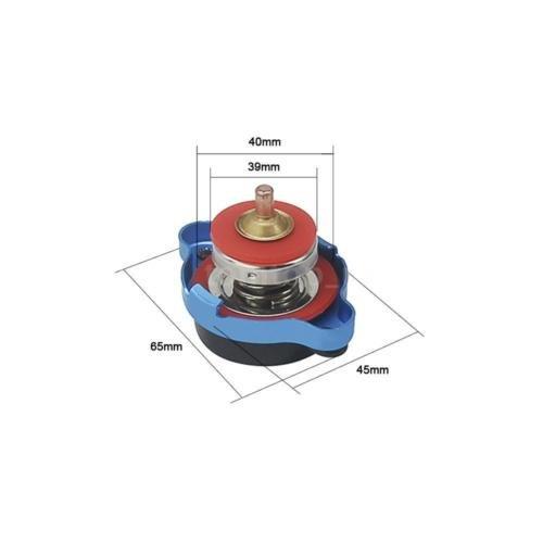 Aeroline D1/K/ühlerdeckel 0,9/Bar integriertes Thermostat passend f/ür japanische Autos und Motorr/äder