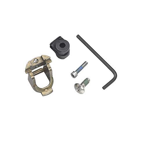 Moen 100429 Single Handle Faucet Adapter Kit (Aberdeen Replacement Handle Kit)