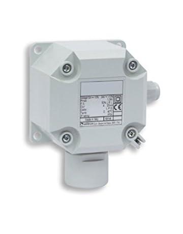 seitron transmisor Detector Gas Monóxido de Carbono CO de plástico sxcn010001