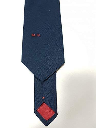 Corbata personalizada inciales hecho a mano hand made: Amazon.es ...