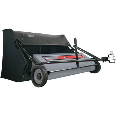 Ohio Steel Lawn Sweeper - 50in.W, 26 Cu. Ft., Model# 50SWP26 by Ohio Steel
