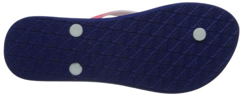 Roxy Mimosa V J - sandalias de dedo de sintético mujer azul - azul