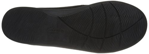 Nubuck Women's Synthetic Sillian CloudSteppers Slip Paz Black Clarks On Loafer z8d7Hqn7xA