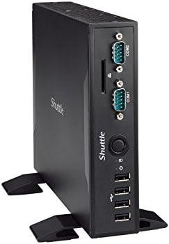 Shuttle Barebone SPC DS57U - Ordenador de sobremesa (procesador Celeron 3205u, HDMI, DP 6): Amazon.es: Informática