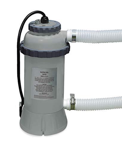 🥇 Intex 28684 – Calentador eléctrico para piscinas de hasta 457 cm