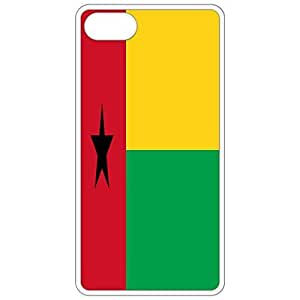 Guinea Bissau Flag - White Apple Iphone 5c Cell Phone Case - Cover