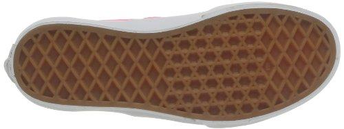 Vans K Authentic, Zapatillas Niño Rosa (Washed Twill P)