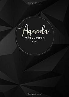 Agenda settimanale 2019 2020 A5: Agenda 2019/2020 ...