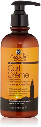 AGADIR Curl Creme, 10 Fl Oz