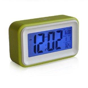GDS creación reloj digital luminoso. LED reloj électronique. perezoso sueño noche luz despertador: Amazon.es: Hogar