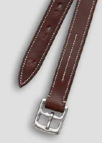 Camelot Lined Stirrup Leathers 7/8In Oakbark