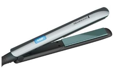 Remington S8500 Digital Ceramic Flat Iron, Shine Therapy, 1 Inch