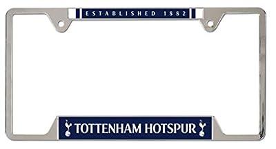 WinCraft Tottenham Hotspur Metal License Plate Frame