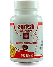 Zurich Brewers Sarımsaklı Köpek Tableti 100 Tablet