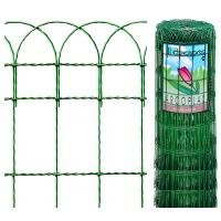 Garden Border Green Wire Fencing 10 wide Amazoncouk Kitchen