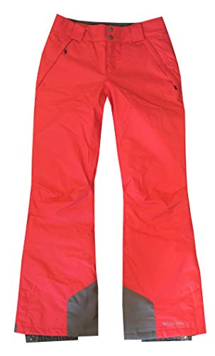 Columbia Women's Arctic Trip Snow Omni Heat Waterproof Pants (XL, Strong Blush) ()
