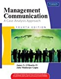 img - for Management Communication: A Case-Analysis Approach, 4/e book / textbook / text book