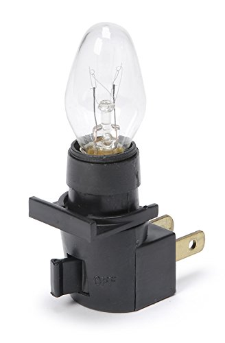 Darice 6204-01 Nightlight with On/Off Switch, Black
