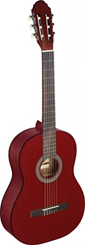 Stagg C440 M RED Classical Guitar by Stagg