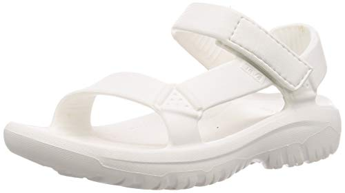 Teva Water Shoes - Teva Women's W Hurricane Drift Sport Sandal White 8 Medium US