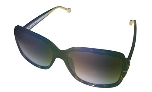 Carolina Herrera Women's SHE574-722 Square Sunglasses,Tortoise,57 - Herrera Sunglasses Carolina