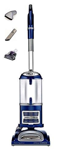 Shark Navigator Lift-Away Deluxe Bagless Upright Vacuum Blue NV360