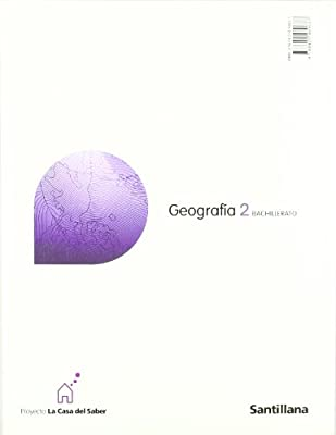Proyecto La Casa del Saber, geografía, 2 Bachillerato Andalucía - 9788483052358: Amazon.es: Fernández Ros, José Manuel: Libros