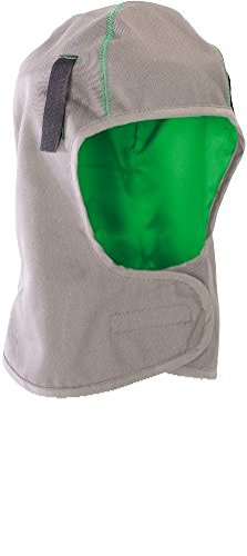 MSA Safety 10129654 V-Gard Liner for Caps, Standard, Flame Retardant, Gray/Green (Pack of 12) by MSA